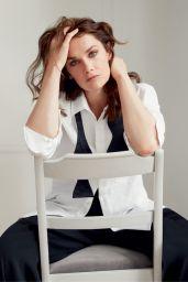 Ruth Wilson – Harper's Bazaar UK December 2019 Issue