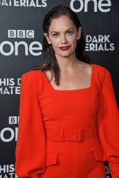 "Ruth Wilson – ""His Dark Materials"" TV Show Premiere in London"
