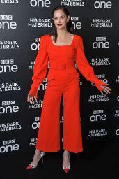 "Ruth Wilson – ""His Dark Materials"" TV Show Premiere in London"