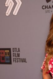 "Ryan Newman -  ""Sum Of Us"" Screening at DTLA Film Festival in LA"
