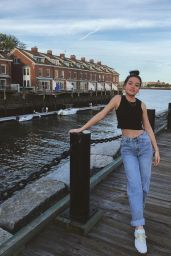 Sadie Stanley - Social Media 10/04/2019