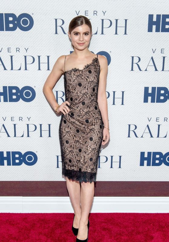 "Sami Gayle – ""Very Ralph"" World Premiere in NYC"