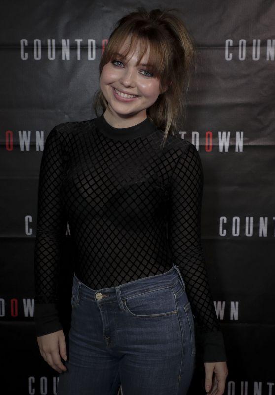 "Sammi Hanratty - ""Countdown"" Screening in LA"