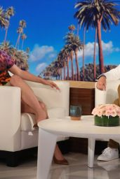 Saoirse Ronan - The Ellen DeGeneres Show in Burbank 10/30/2019