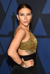 Scarlett Johansson – 2019 Governors Awards