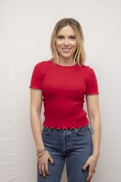 "Scarlett Johansson - ""JoJo Rabbit"" Press Conference in Beverly Hills"
