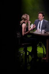 Scarlett Johansson - The Tonight Show Starring Jimmy Fallon in NYC 10/21/2019
