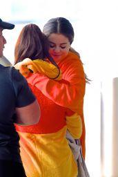 Selena Gomez - JFK Airport in New York 10/30/2019