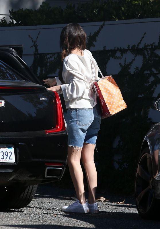 Selena Gomez - Out in LA 10/05/2019