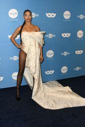 Shanina Shaik – 2019 UNICEF Masquerade Ball in West Hollywood