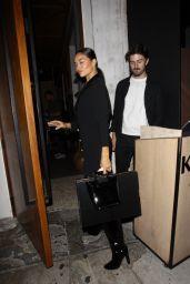 Shanina Shaik – Arrives at The Kassi Club 10/30/2019