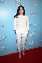 Shannen Doherty – American Humane Dog Awards in LA 10/05/2019