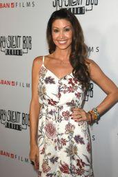 "Shannon Elizabeth - ""Jay & Silent Bob Reboot"" Premiere in Hollywood"