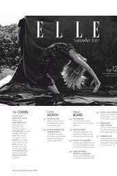 Sienna Miller - ELLE UK Magazine November 2019