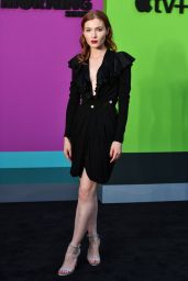 """Skyler Samuels – """"The Morning Show"""" Premiere in NYC"""
