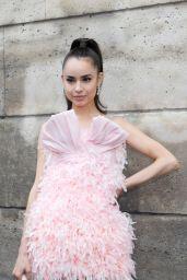Sofia Carson - Giambattista Fashion Show at Paris Fashion Week 09/30/2019