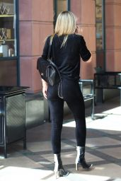 Sofia Richie in Tights - Out in Beverly Hills 10/03/2019
