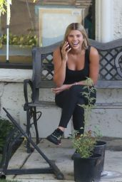 Sofia Richie - Stocking Up On Art Supplies at Graphaids in Calabasas 10/15/2019