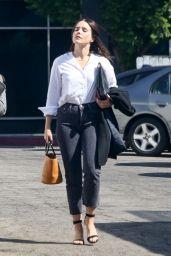 Sophia Bush Casual Style - Los Angeles 10/01/2019