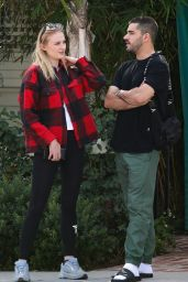 Sophie Turner - Out in Beverly Hills 10/17/2019