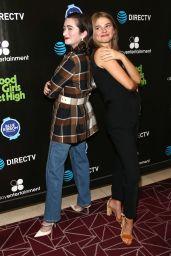 """Stefanie Scott - """"Good Girls Get High"""" Photocall in Los Angeles 10/23/2019"""