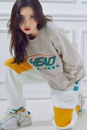 Sunmi - HEAD 2019 Fall Winter Collection