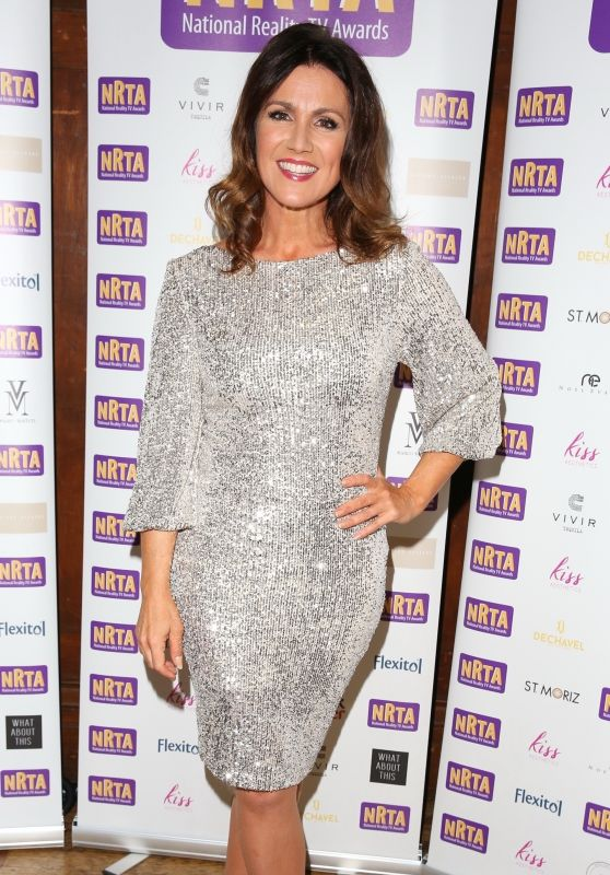 Susanna Reid - The Daily Mirror Animal Hero Awards in London 09/30/2019