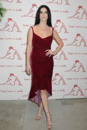 Tali Lennox – Academy Of Arts Take Home A Nude Art Party And Auction in NYC 10/15/2019