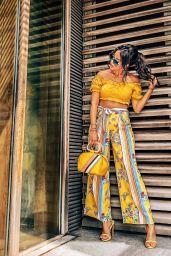 Tamara Gonzalez Perea - Social Media 10/25/2019