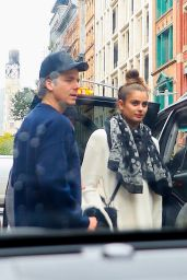 Taylor Hill - Out in New York 10/09/2019