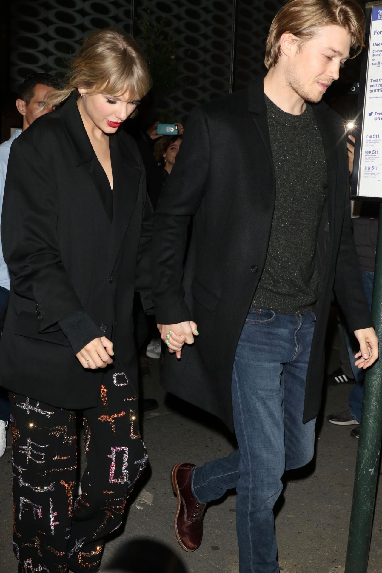 is taylor 2019 Who swift dating