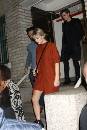 Taylor Swift - Leaving Madonna