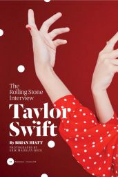 Taylor Swift - Rolling Stone October 2019 Issue