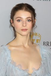 Thomasin McKenzie – 2019 British Academy Britannia Awards in Beverly Hills