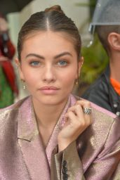 Thylane Blondeau - Paul & Joe Fashion Show in Paris 09/27/2019