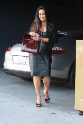 Tia Carrere - Out in Hollywood 10/02/2019