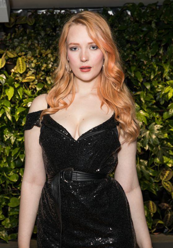 Victoria Clay – Nurce Erben's Gatsby Elementa Launch Party in London 10/28/2019