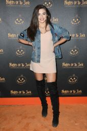 """Victoria Konefal – """"Nights Of The Jack's"""" Friends & Family VIP Preview in LA"""
