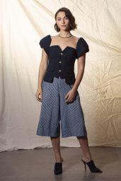 Violett Beane - Portraits for HollywoodLife, September 2019