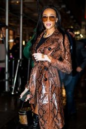Winnie Harlow – Nordstrom Store Opening Party in NY 10/22/2019