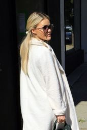Witney Carson - Dancing With The Stars Studios in LA 10/23/2019