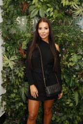 Yazmin Oukhellou – Beauty Salon Strawberry Glow Relaunch in London 10/12/2019