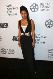 """Zazie Beetz – """"Joker"""" Premiere at NYFF"""