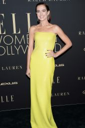 Zoey Deutch – ELLE's 2019 Women In Hollywood Event