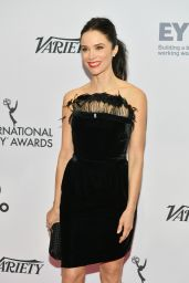 Abigail Spencer - International Emmy Awards Gala in NYC 11/25/2019