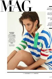 Adèle Exarchopoulos - Madame Figaro 11/08/2019 Issue