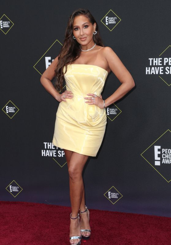 Adrienne Houghton – 2019 People's Choice Awards