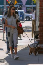 Alessandra Ambrosio - Shopping in Pacific Palisades 11/02/2019