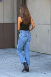 Alessandra Ambrosio Street Style 11/18/2019