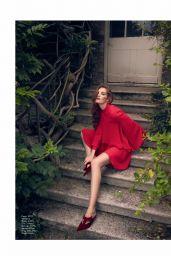 Alexina Graham - HELLO! Fashion December 2019/January 2020 Issue